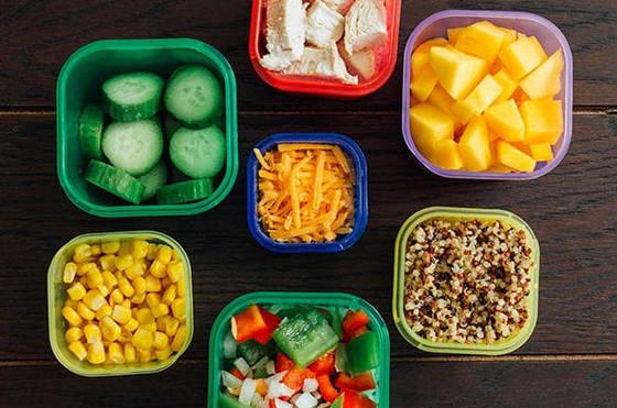 Introducing: The Prep Yo'Self Nutrition Challenge!