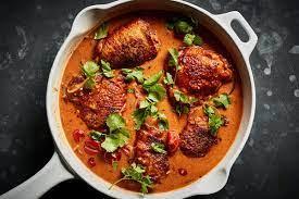 One-Pot Coconut Thai Chicken Curry