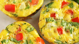 On The Go Breakfast Egg Muffins