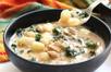 Creamy Dairy-free Sausage and Potato Soup