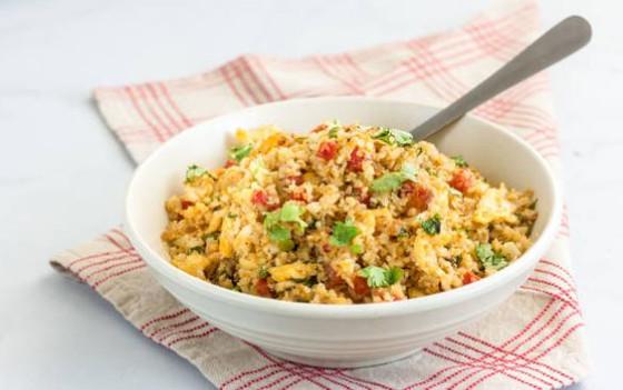 Very Veggie Fried Rice