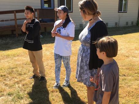 【オレゴン留学 Day 6: ELCI で英語授業 と バードハウス作り】