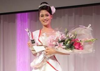 "Bride of Japan Winner  "" Miss Natsuko Shimizu """