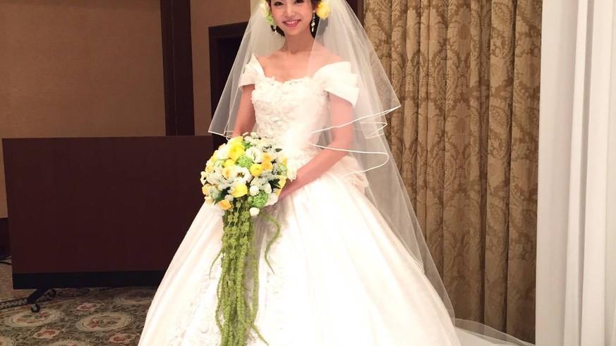 【活動報告:Bride of Japan 2016 グランプリ 稲垣翔子さん 桂由美ブライダルショー出演】