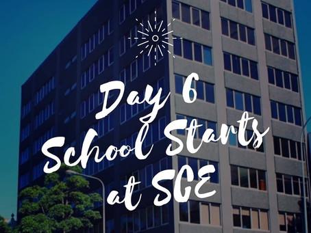 留学6日目: SYDNEY COLLEGE OF ENGLISHでの初日