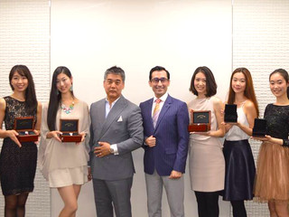 Met with Franck Muller Japan & World Commerce Corporation CEO Mr. Toshiya Kawai and its' management