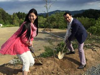 Head of PGI Dr. Sena Vafa, Bride of Japan Winner Miss Nanaka Kurobe and other PGI staff have attend