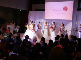 Bride of Japan Final 2014 successfully completed
