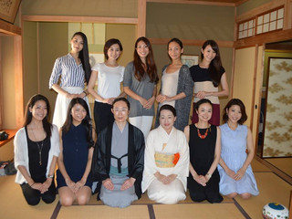 National Life-style Tour at Tsubaki House
