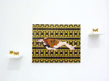La Noyée et les Sphynx, 2011