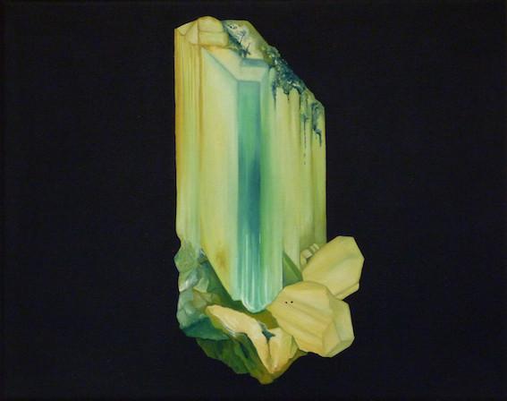 2012 Oil on canvas 20x30cm