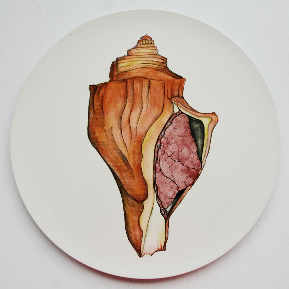 Ceramic  2016 ∅30cm
