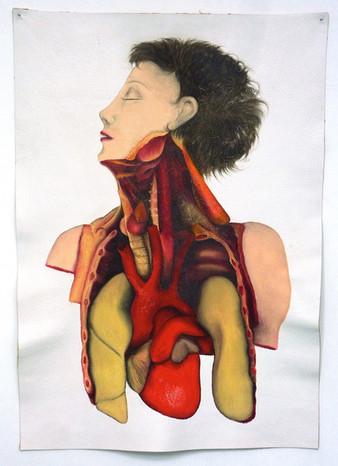 2013 Oil on canvas, 50x35 cm