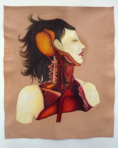 2013 Oil on canvas, 35x50 cm