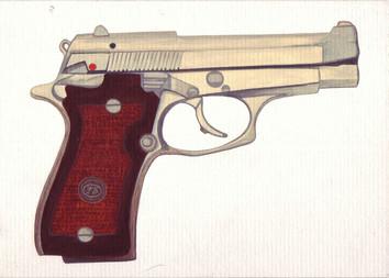 Beretta 86 Cheetah