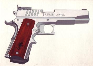 Safari Arms Matchmaster .45 ACP