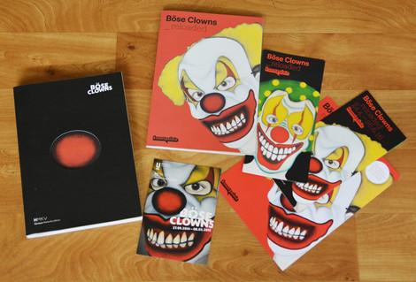 Böse Clowns, 2016-2016