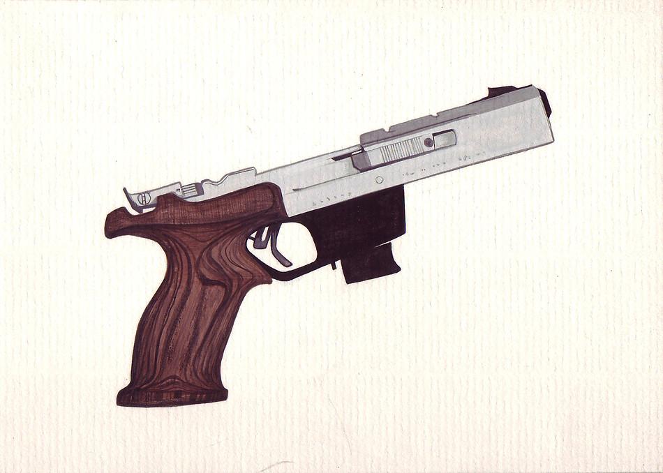 Benelli MP95-E Kromo