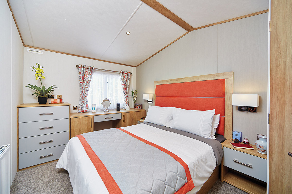 Glenmore Lodge Bedroom2