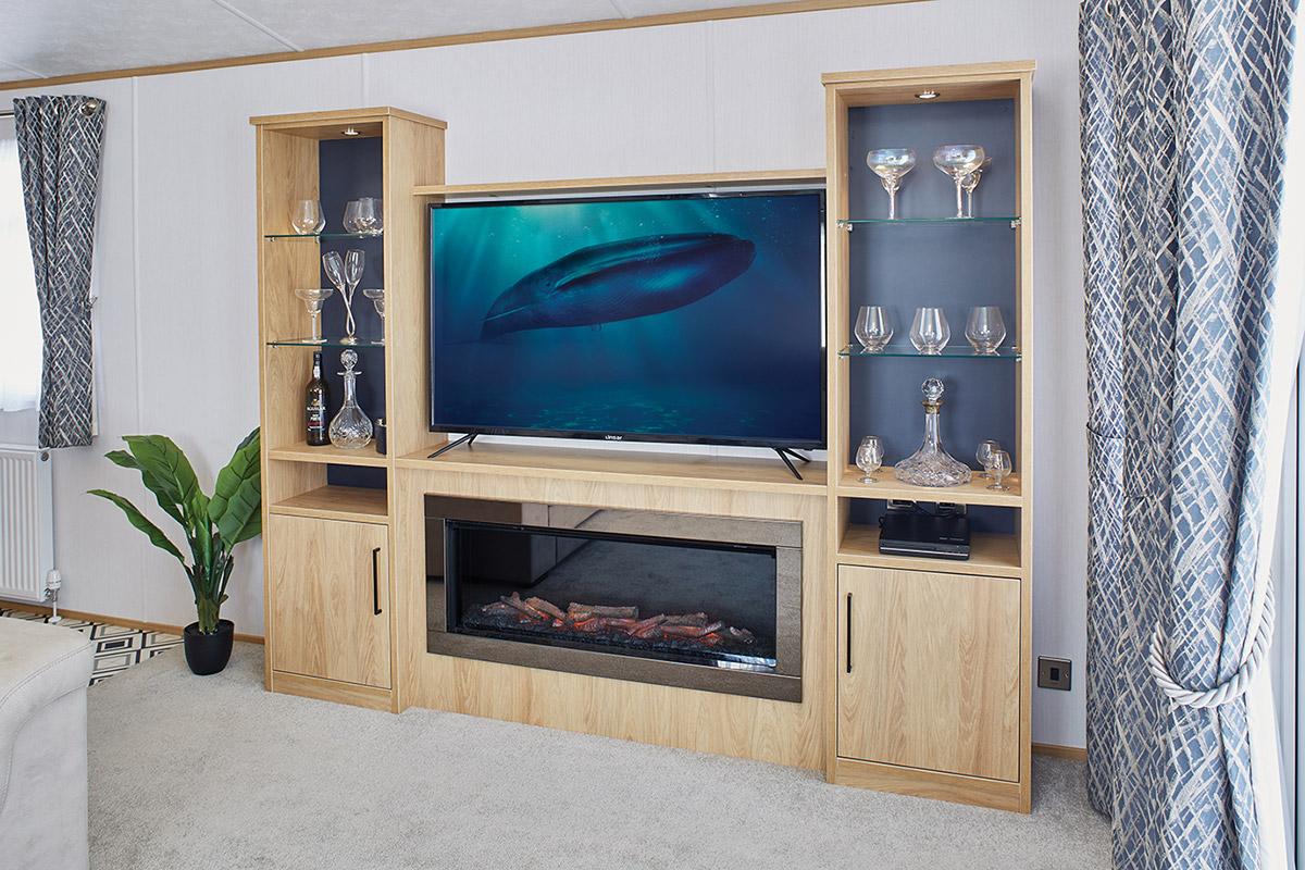 Carnaby Chantry Lodge Living Room2