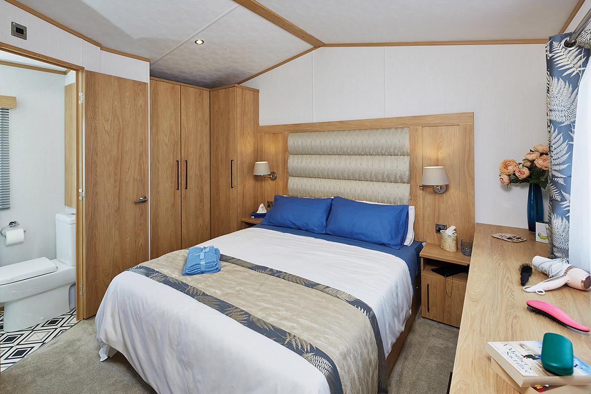 Carnaby Chantry Lodge Bedroom2