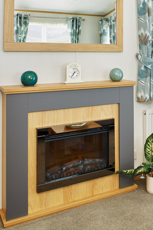 Silverdale Fireplace