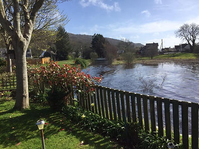 Creetown Caravan Park Scotland