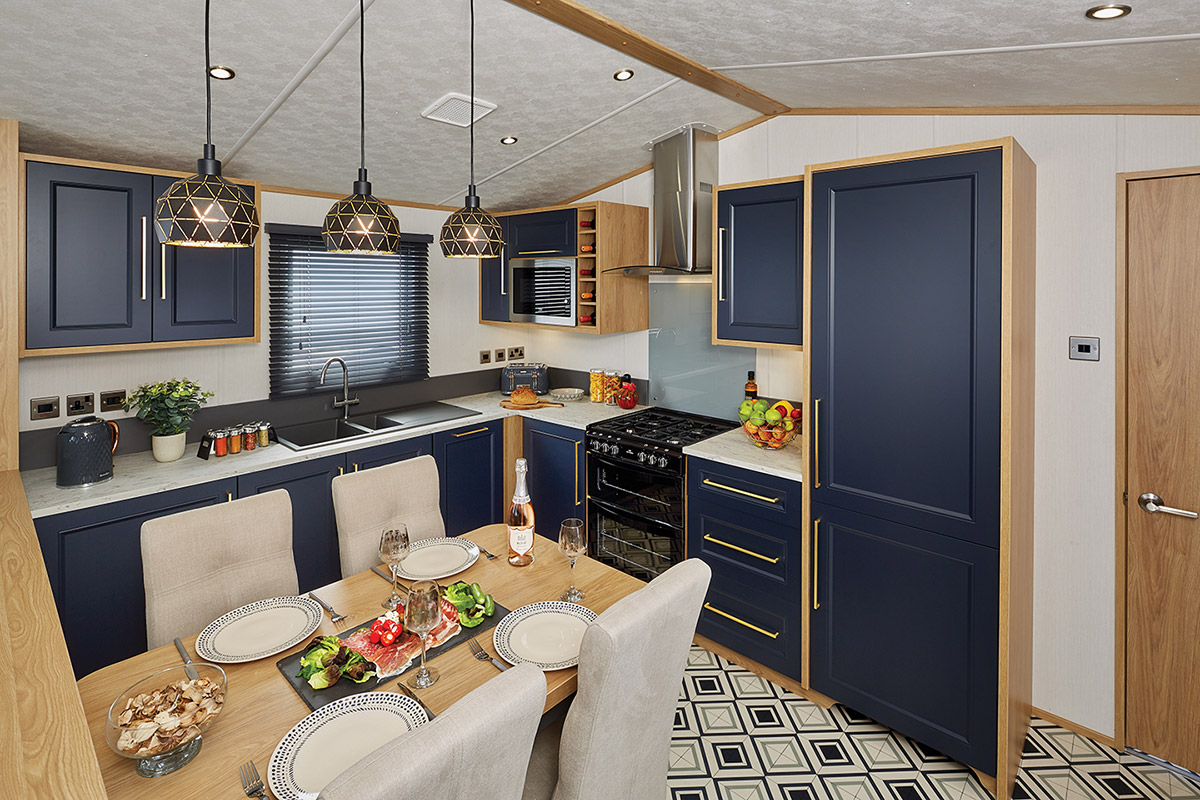 Carnaby Chantry Lodge Kitchen2