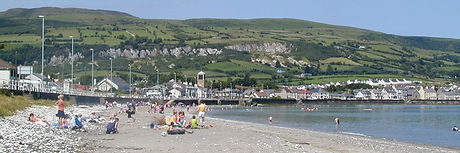 Carnlough Beach