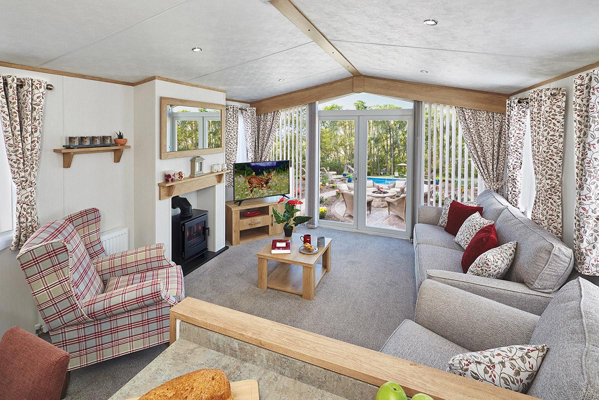 Glenmore Lodge Living Room