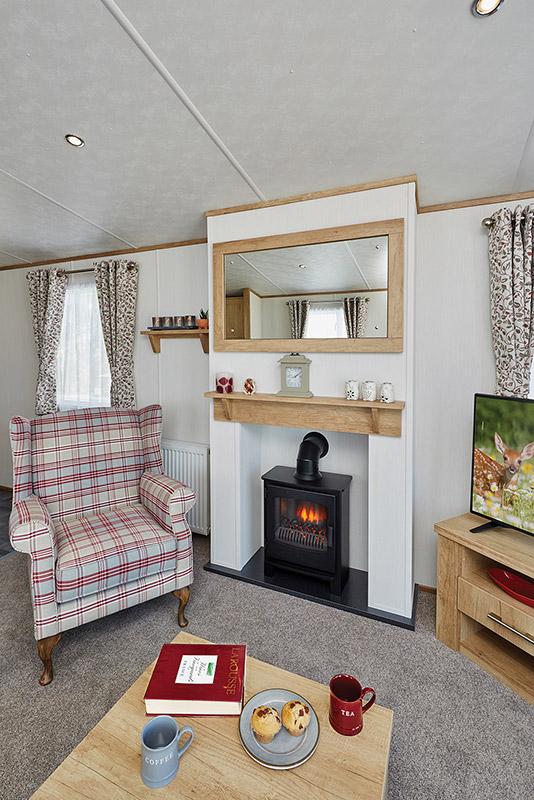 Glenmore Lodge Living Room2