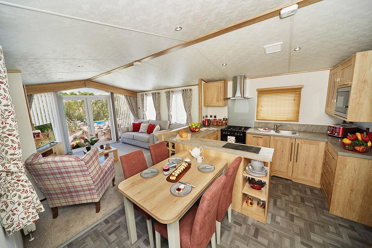 Glenmore Lodge Kitchen