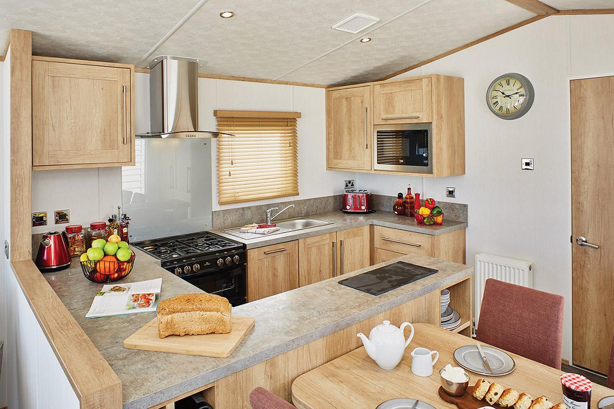 Glenmore Lodge Kitchen2