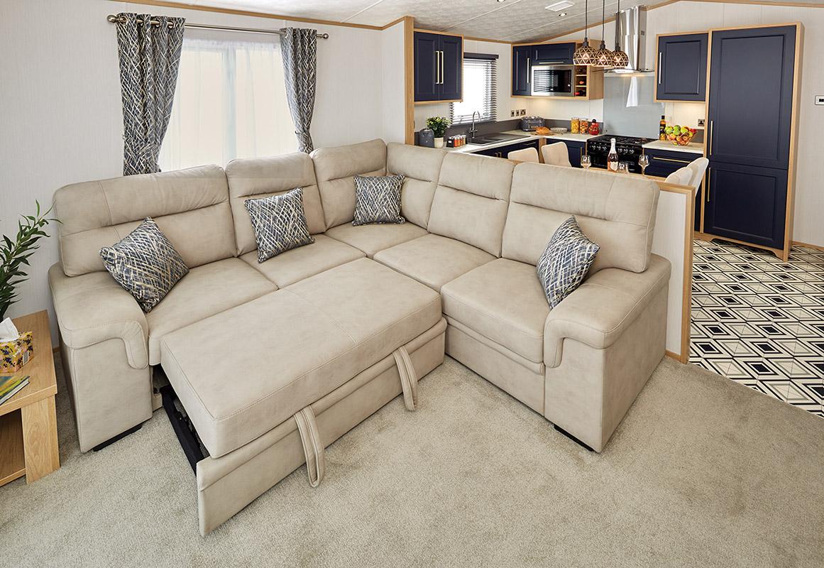Carnaby Chantry Lodge Living Room3