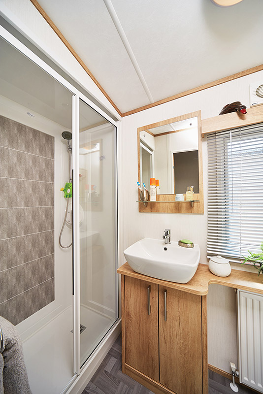 Glenmore Lodge Bathroom