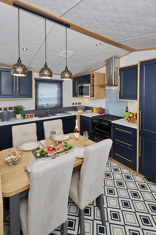 Carnaby Chantry Lodge Kitchen