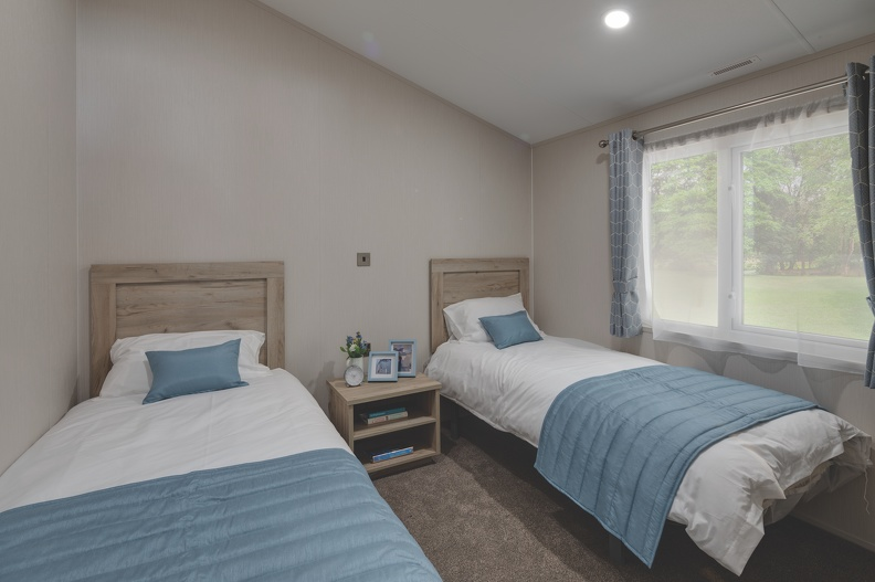 Willerby-Clearwater-Bedroom