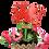 Thumbnail: Welsh Dragon Flowerpot Stake