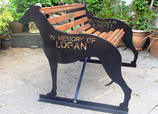 Animal Themed Benches