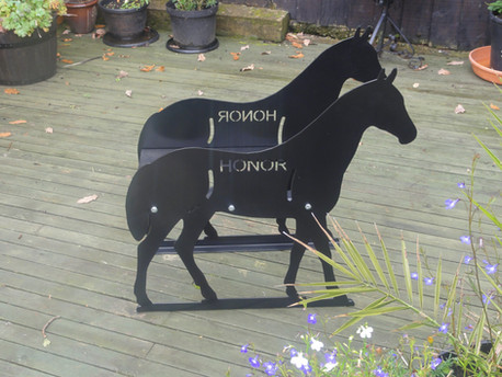 Personalised Horse Planter