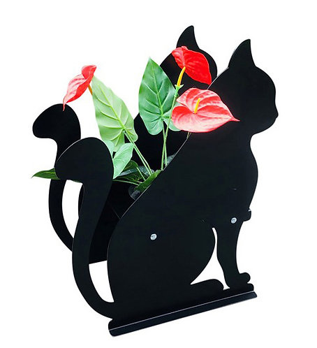 Cat Themed Planter