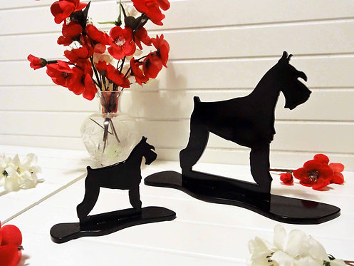 Scottish Terrier Silhouette Ornament