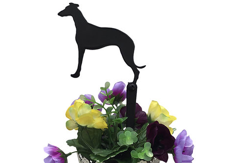 Greyhound Flowerpot Stake