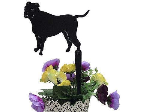 Bulldog Flowerpot Stake