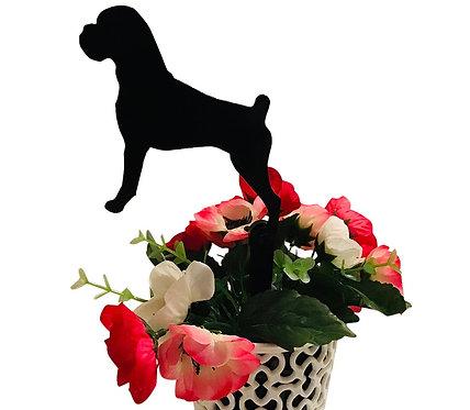 Boxer Flowerpot Stake