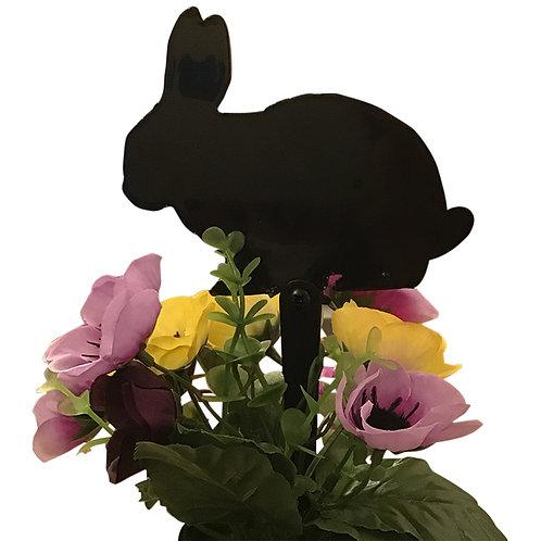 Rabbit Flowerpot Stake