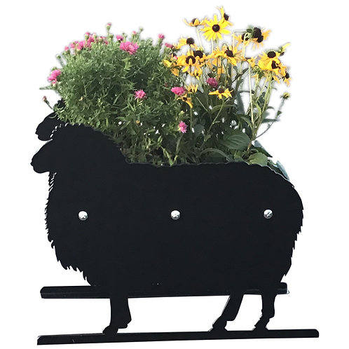 Sheep Themed Planter