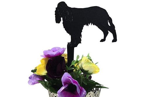 English Springer Spaniel Flowerpot Stake