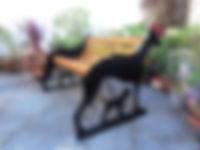 Greyhound Seat