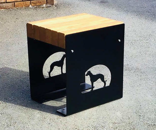 Greyhound Box Seat